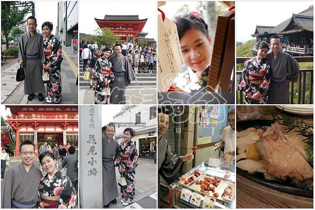 20131004-day3(夢館和服-清水寺-八坂神社-花見小路-錦小路)