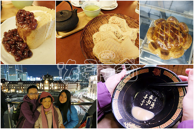 20141207-day4(麻布十番-淡路町-東京車站-一蘭拉麵)